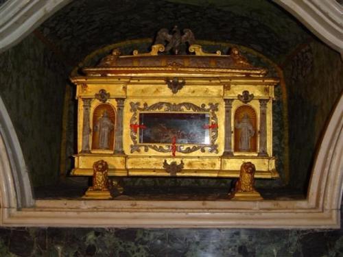 Le relique di Sant'Equizio