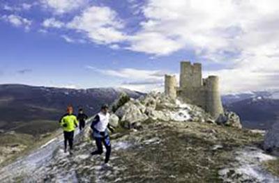 Fortezza di Rocca Calascio.