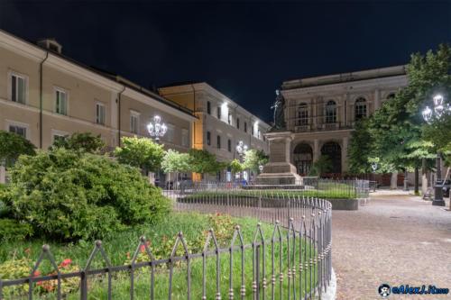 Piazza Sallustio